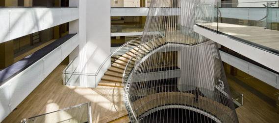 Escalier monumental