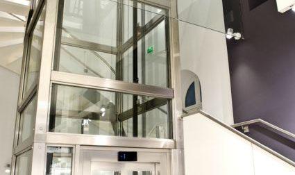 Pylône d'ascenseur