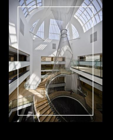 Book photos de l'entreprise Schaffner regroupant des exemples d'ouvrages d'escaliers monumentaux